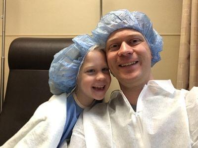 Lydia's Surgery