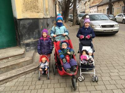 Stroller kids