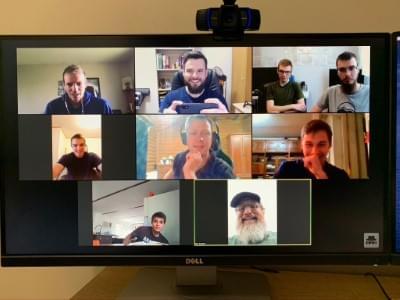 CMO Zoom meeting